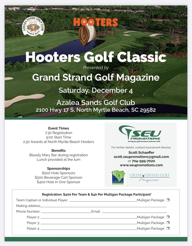 Hooters Golf Classic